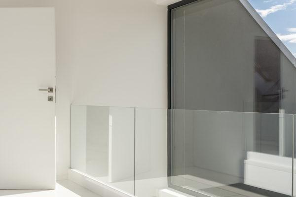 Geländer aus Glas von WDS Keramikwelten AG in Schaffhausen