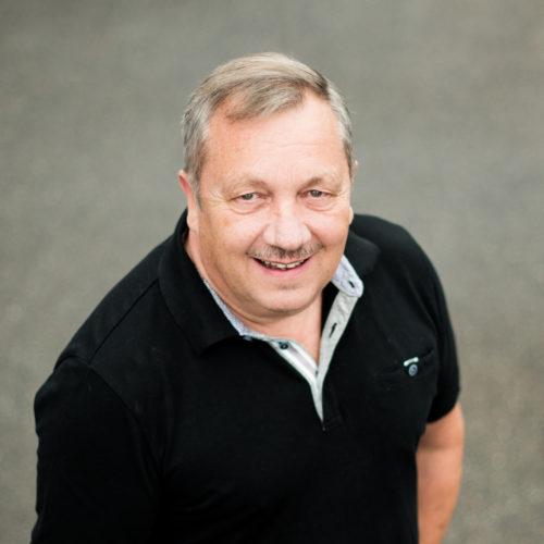 Bruno Mäder von WDS Keramik Welten AG